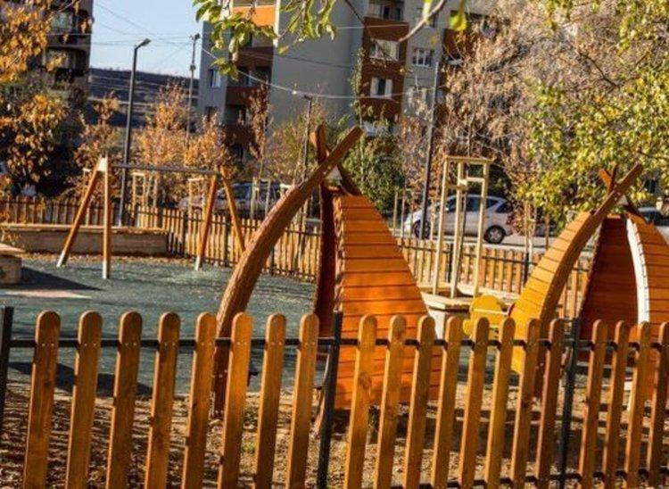 Перник с нов мост и Парк на предизвикателствата