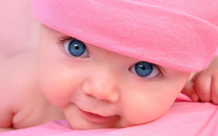 Какъв цвят ще са очите на бебето
