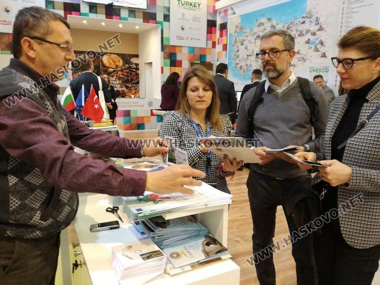 Шанхай оглежда Хасково за културен, СПА и винен туризъм