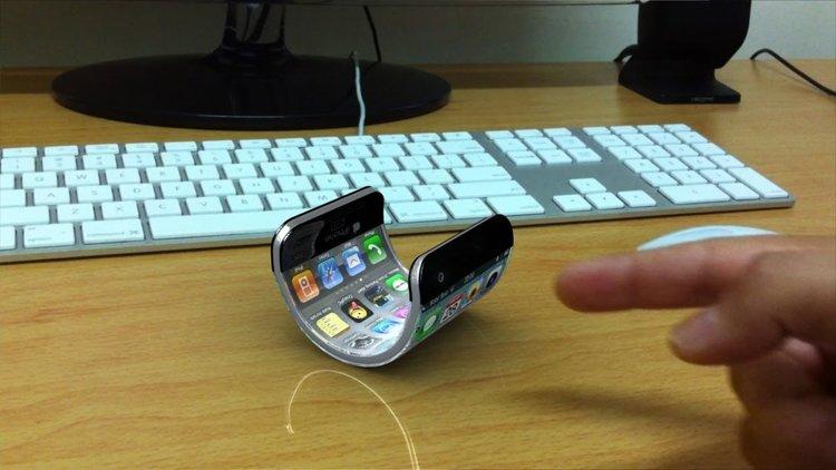 В очакване потребителите генерират множество идеи как ще изглежда огъващият се iPhone