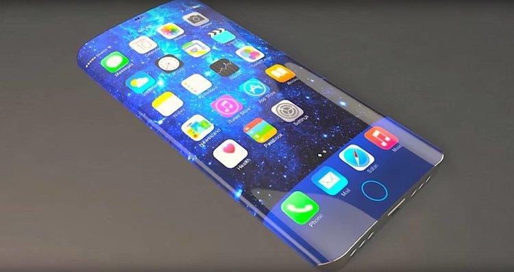 Извит дисплей и управление без докосване са варианти за следващ iPhone
