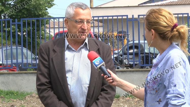 Район Хасково във ВиК с нов шеф