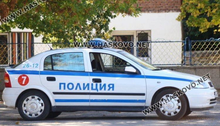 Спипаха крадец на ток в Димитровград