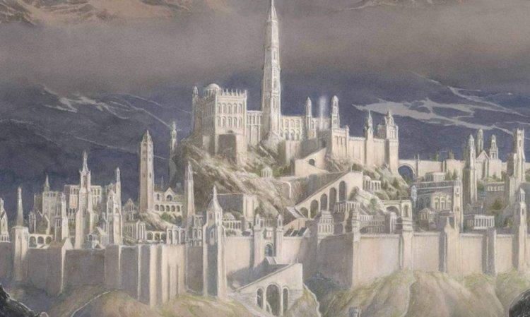 """Първата история на Толкин за Средната земя – """"Падането на Гондолин"""" – ще бъде публикувана"""