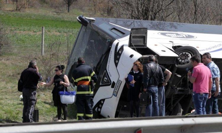 80% от автобусите нямат колани, според Сдружението на автобусните превозвачи