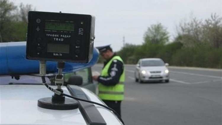 Специализирана операция за контрол на скоростта по линия на ТИСПОЛ се провежда в областта
