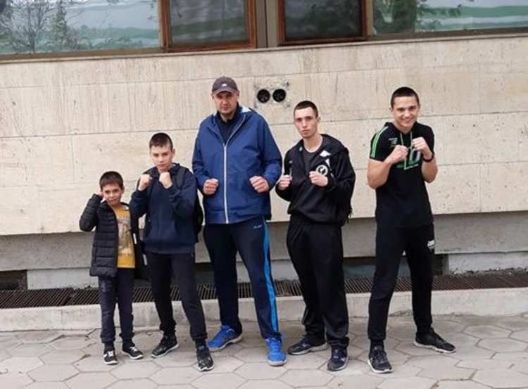 Кикбоксьори от Димитровград се подготвят за държавния шампионат