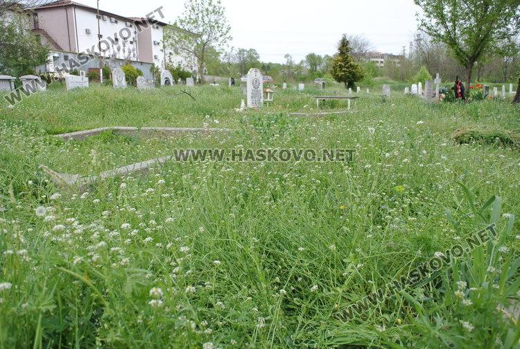 """Гробищните паркове в трева до кръста, """"Обреден дом"""": Косим от 2 април"""
