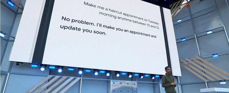 Изкуственият интелект на Google вече ще говори по телефона вместо нас