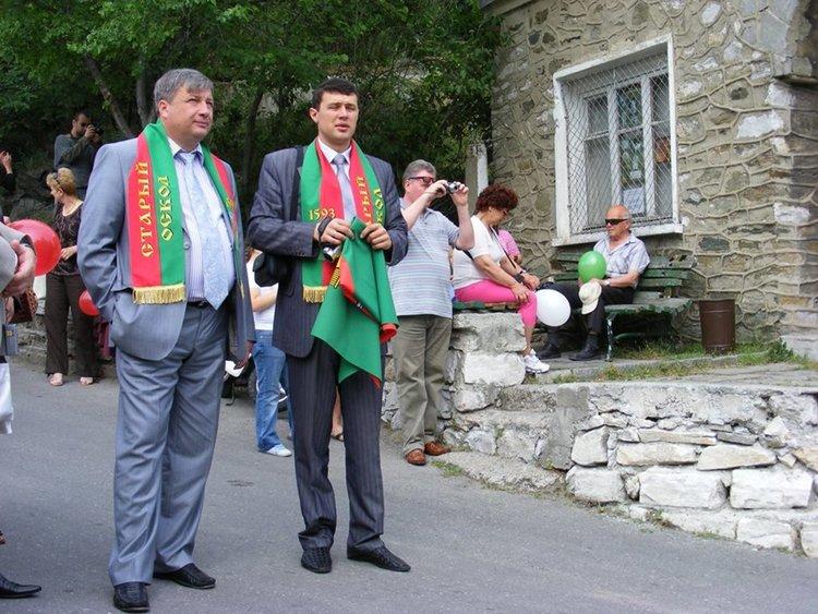Староосколци на празника на Асеновград 30 май 2010 г.