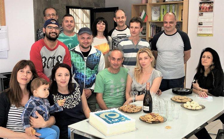 Поздравления за eTV по случай петия рожден ден (видео)