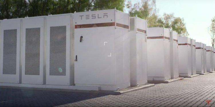 Tesla изгражда виртуална електроцентрала за балансиране на мрежата в Европа (видео)