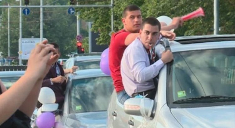 Полиция ще охранява автоколоните с абитуриенти в Кърджали