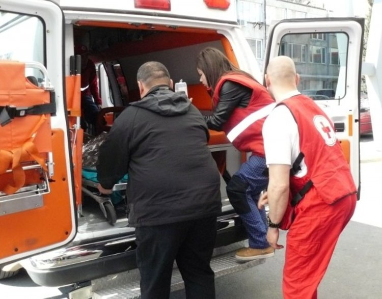 Катастрофа при Комунига тази сутрин, ранена е шофьорката