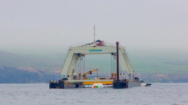 Подводният дата център на Microsoft