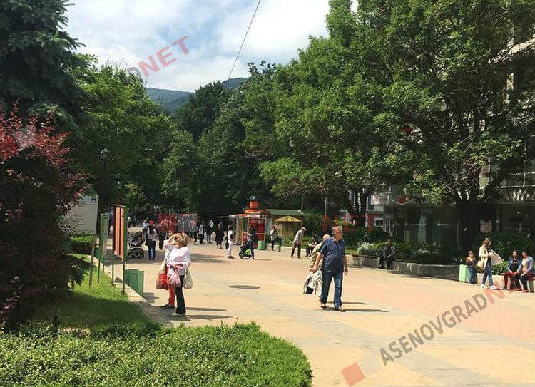 Изкопните дейности на централния площад в Асеновград ще започнат следващата седмица
