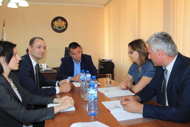 ЕVN е инвестирала над 72 млн. лв. в Кърджалийско, стана ясно от среща при Никола Чанев