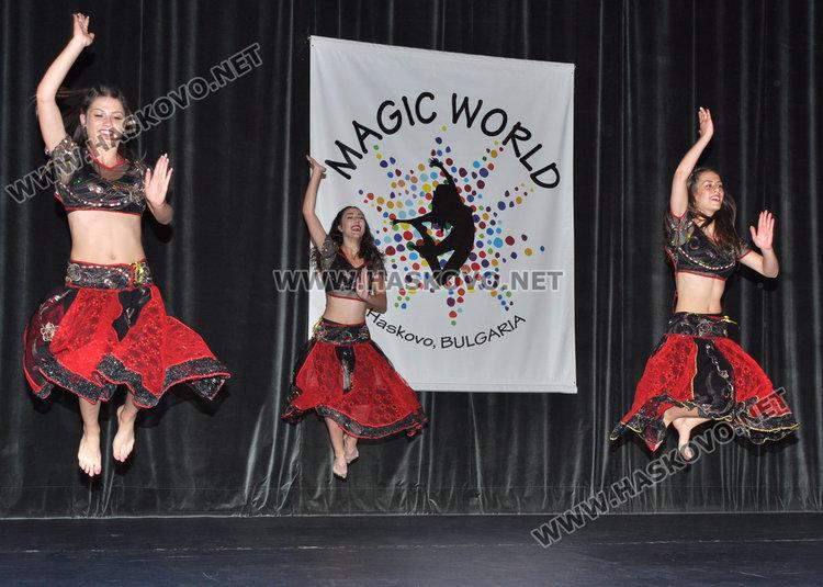 """Рекорден брой танцьори на """"Вълшебен свят"""", дават световни стипендии"""