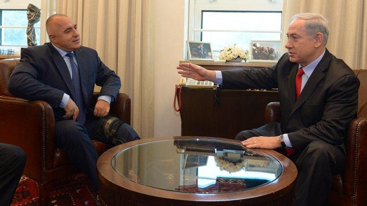 Борисов: Израел е изключително важен фактор за сигурността и стабилността в Близкия изток