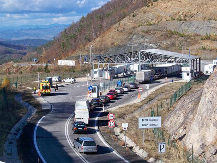 Очаква се засилен трафик и образуване на колони на ГКПП - Маказа
