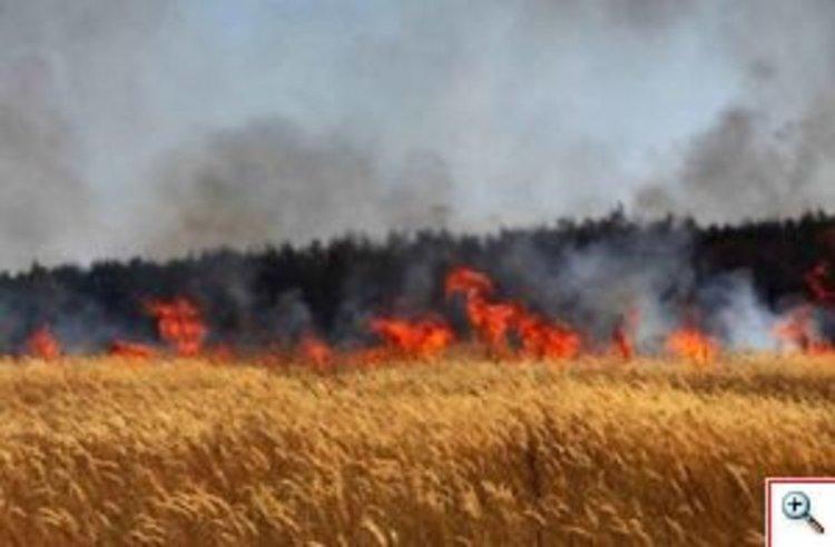 От пожарната напомнят: Бъдете внимателни, не допускайте пожари!