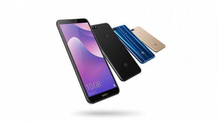 Серията Huawei Y дебютира в България