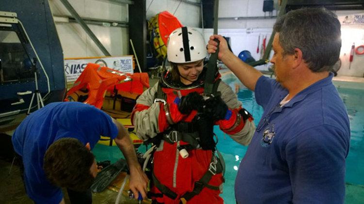 17-годишна може да стане първият човек на Марс