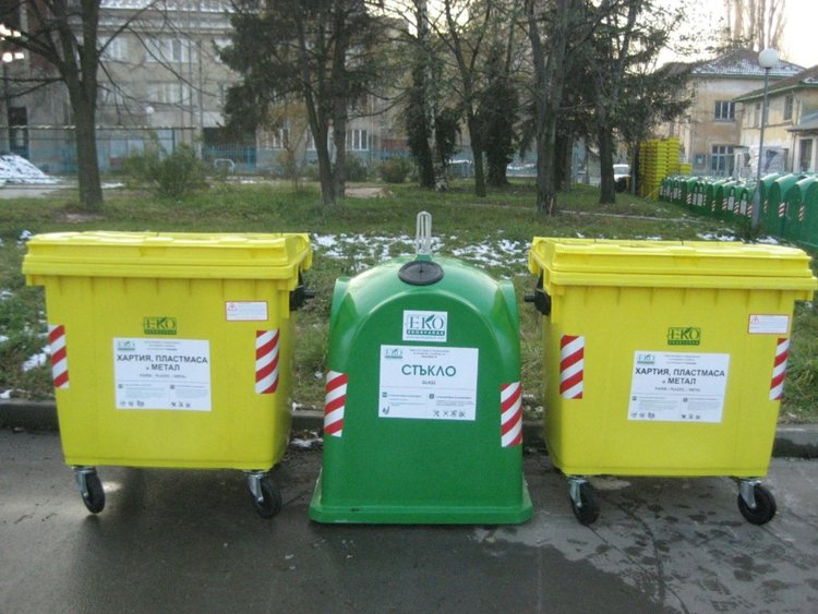 Разделното събиране на отпадъците е задължително, припомнят от общината