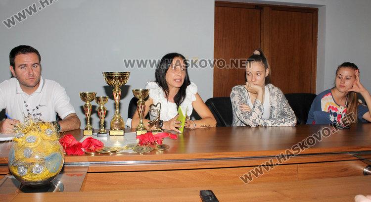 200 гимнастички от страната и чужбина на турнир в Хасково в събота