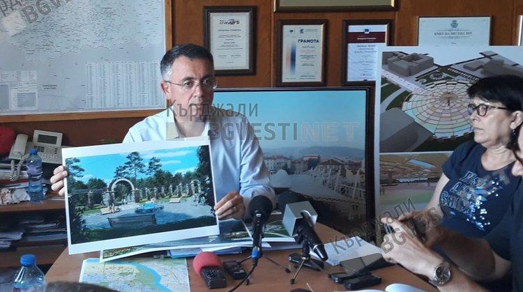 Общината ще обновява Розариума