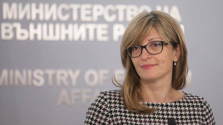Екатерина Захариева: Холандия и Франция пречат за приемането на България в Шенген