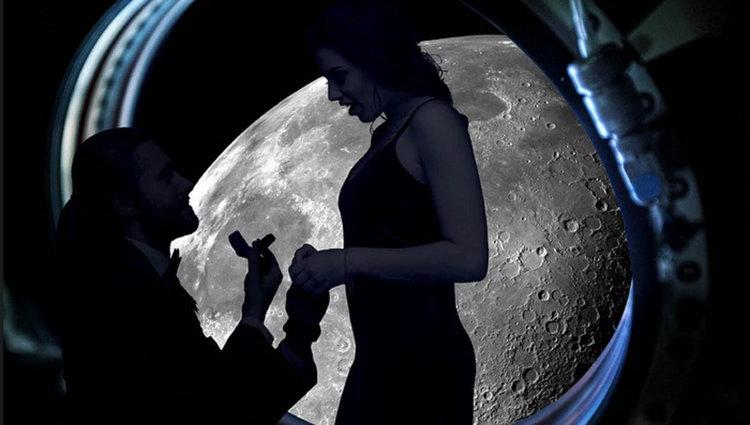 Предложение за брак около Луната? Ще ви струва €125 млн.
