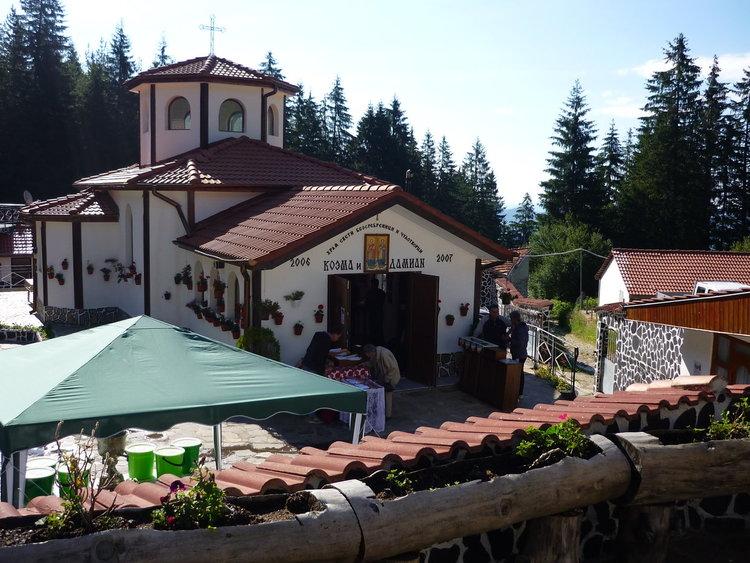В манастира над Смолян ще бъдат почетени св. великомъченици Кирик и Юлита