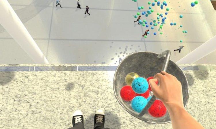 Виртуална реалност ни помага да преодолеем страха от височини