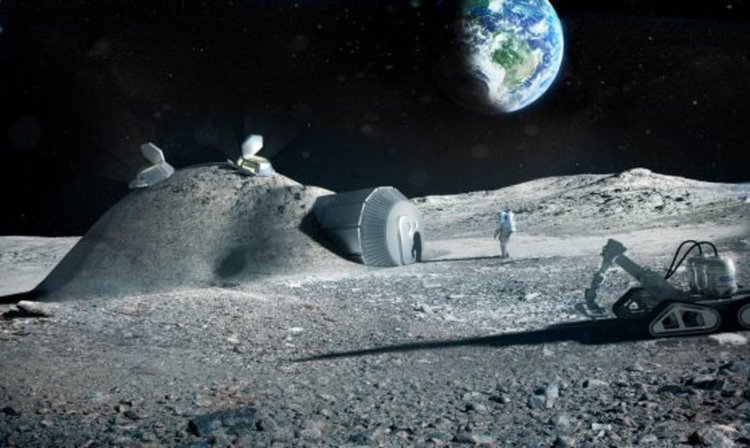 Защо не стъпва човек на Луната вече 45 години?