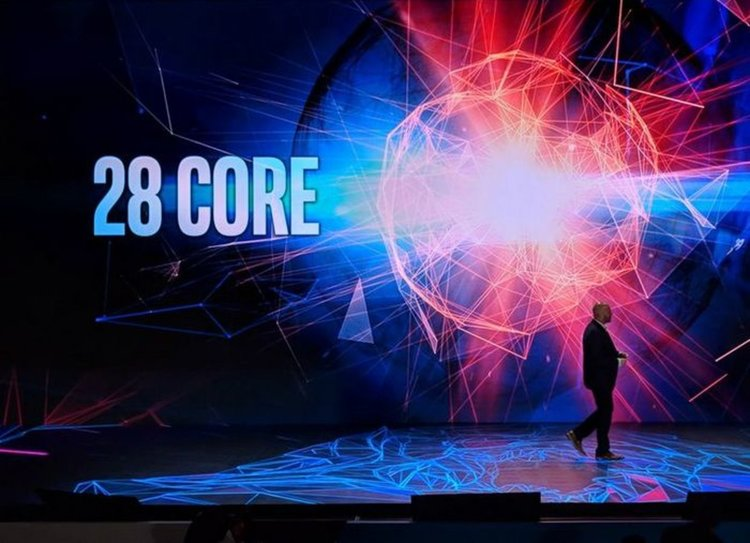 28-ядрен Intel Skylake-X излиза до края на 2018 г.