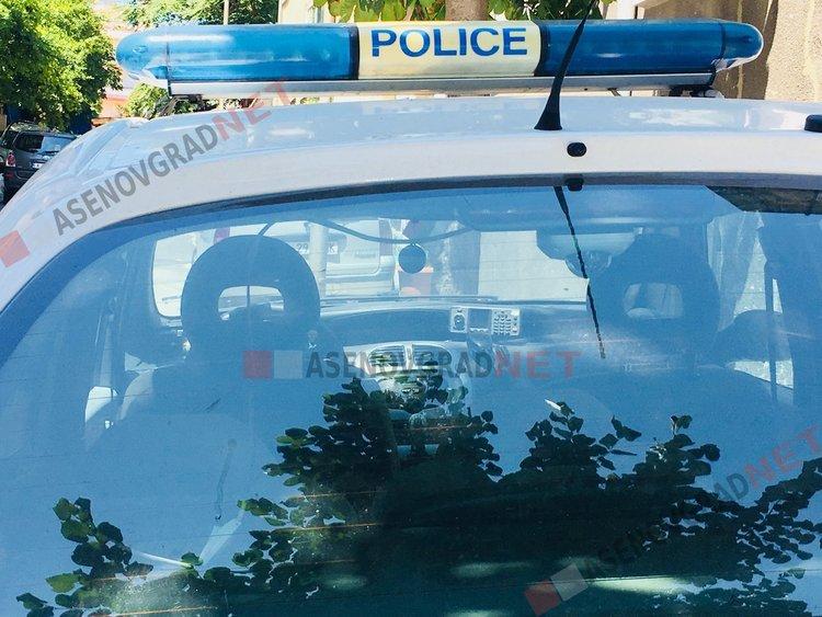 Задържаха мъж, предложил подкуп на асеновградски полицаи