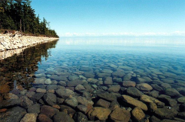 Най-чистата вода на света и нейните уникални обитатели (видео)