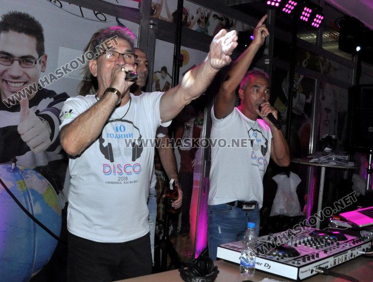 DJ Балъка – Петко Василев и DJ Пешков – Петър Викторов