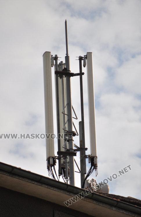 антената
