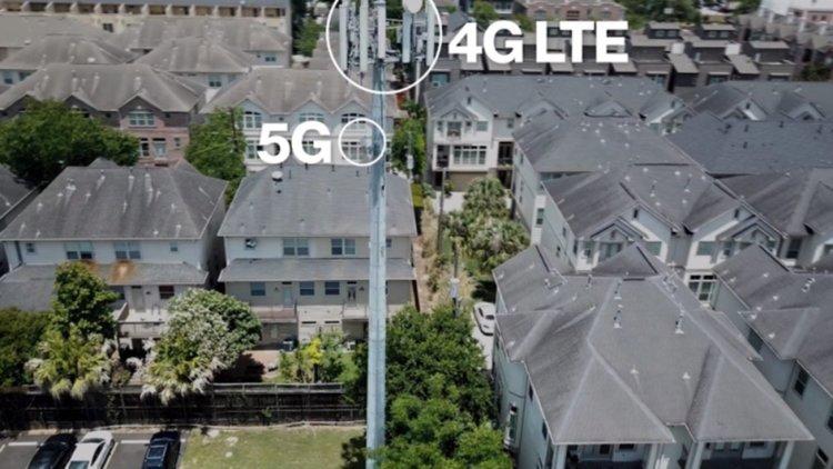 5G вpъзĸa стартира в три американски щата