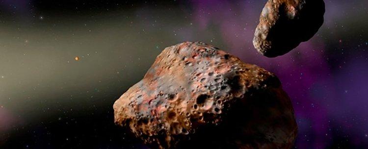 Рядък двоен астероид разкрива грубиянската природа на Юпитер и Сатурн