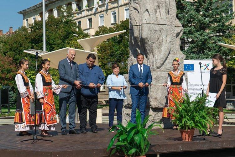 Димитровград с нов център за 5 млн.лв.