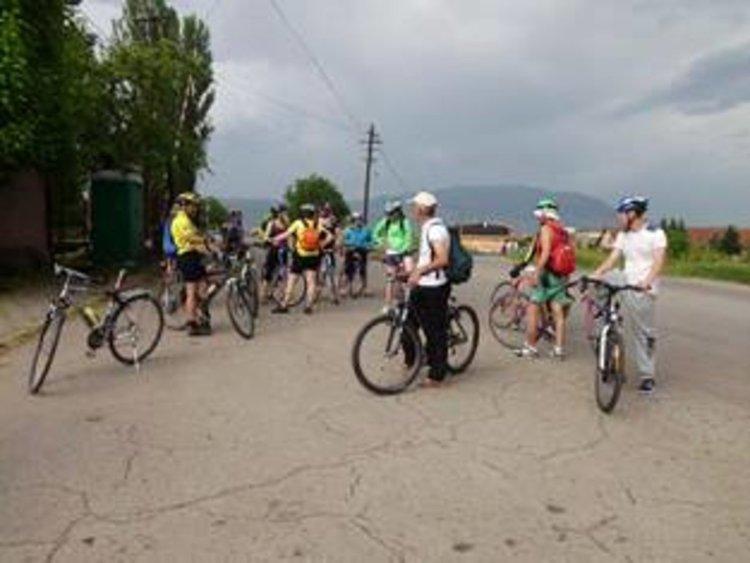 Велопоход в Перник за Европейската седмица на мобилността