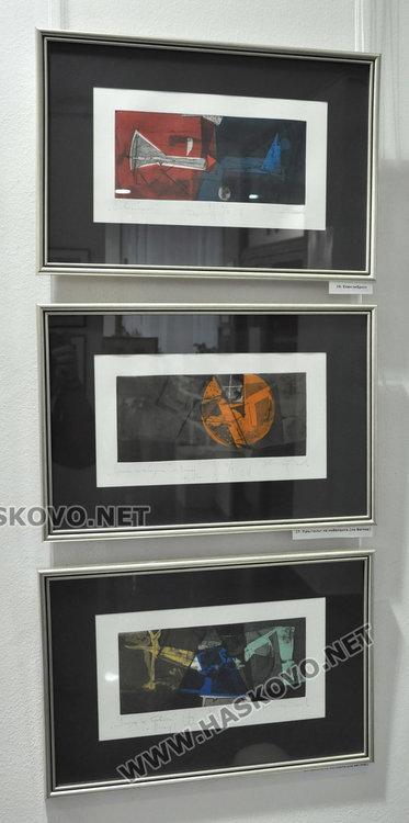 Димитър Каратонев представя Вагнерови щрихи в галерия Форум