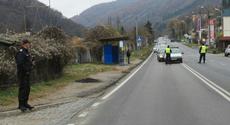 Затварят за днес 900-метров участък от пътя София - Перник