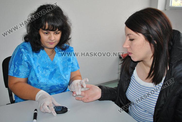 Приеха 15 души с усложнения от диабет в болницата, изследват 200 безплатно