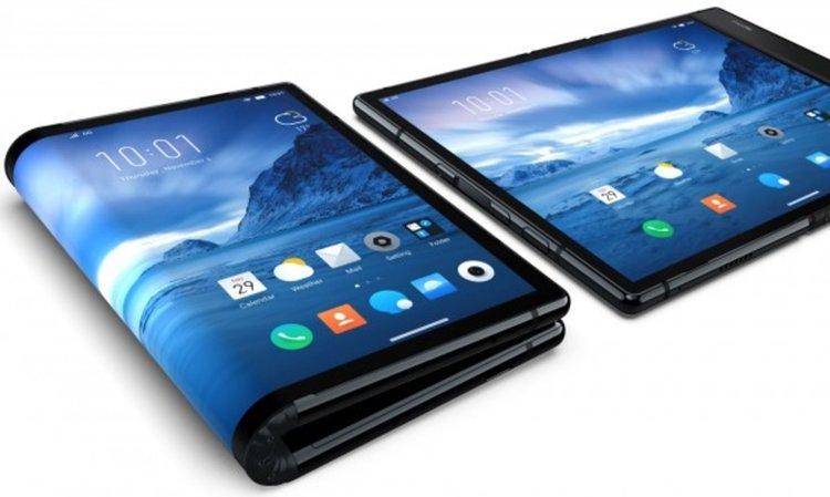 """Първият сгъваем смартфон – факт! FlexPai е як, но """"солен"""": $2000"""