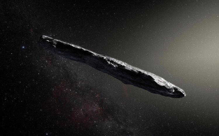 Астрономи от Харвард: Омуамуа може да има изкуствен произход (видео)