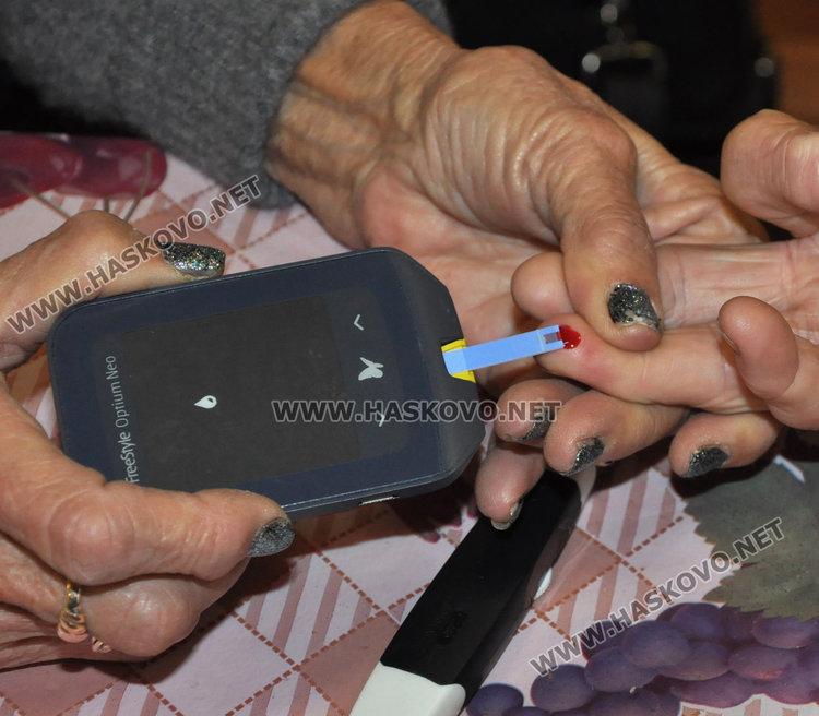 Измерват безплатно кръвна захар в Световния ден за борба с диабета